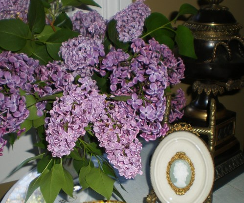 Lilacs living room 2