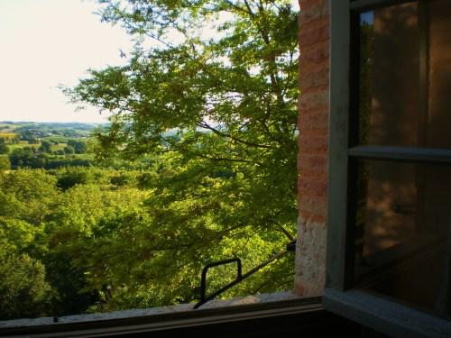 bedroom window and view fav