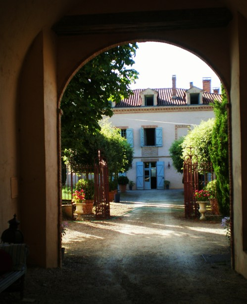 chateau dumas 2 under portico