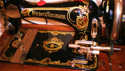 Frister Sewing Machine FAV