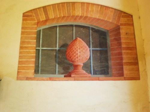 portico trompe l'oleil
