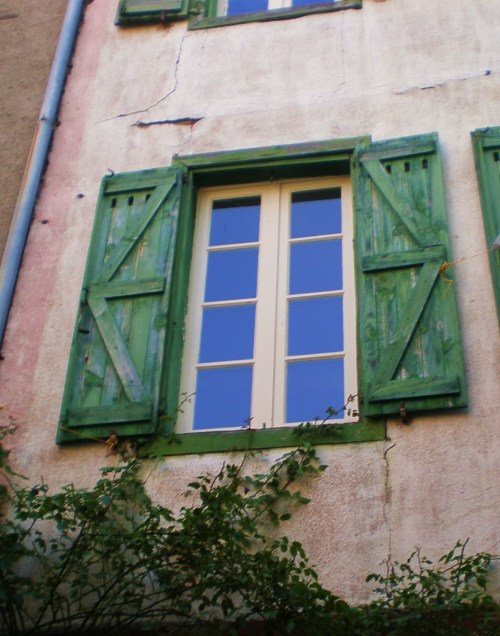 green shutters cordes FAV