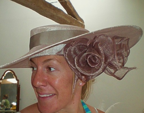 Katie's Hat FAV
