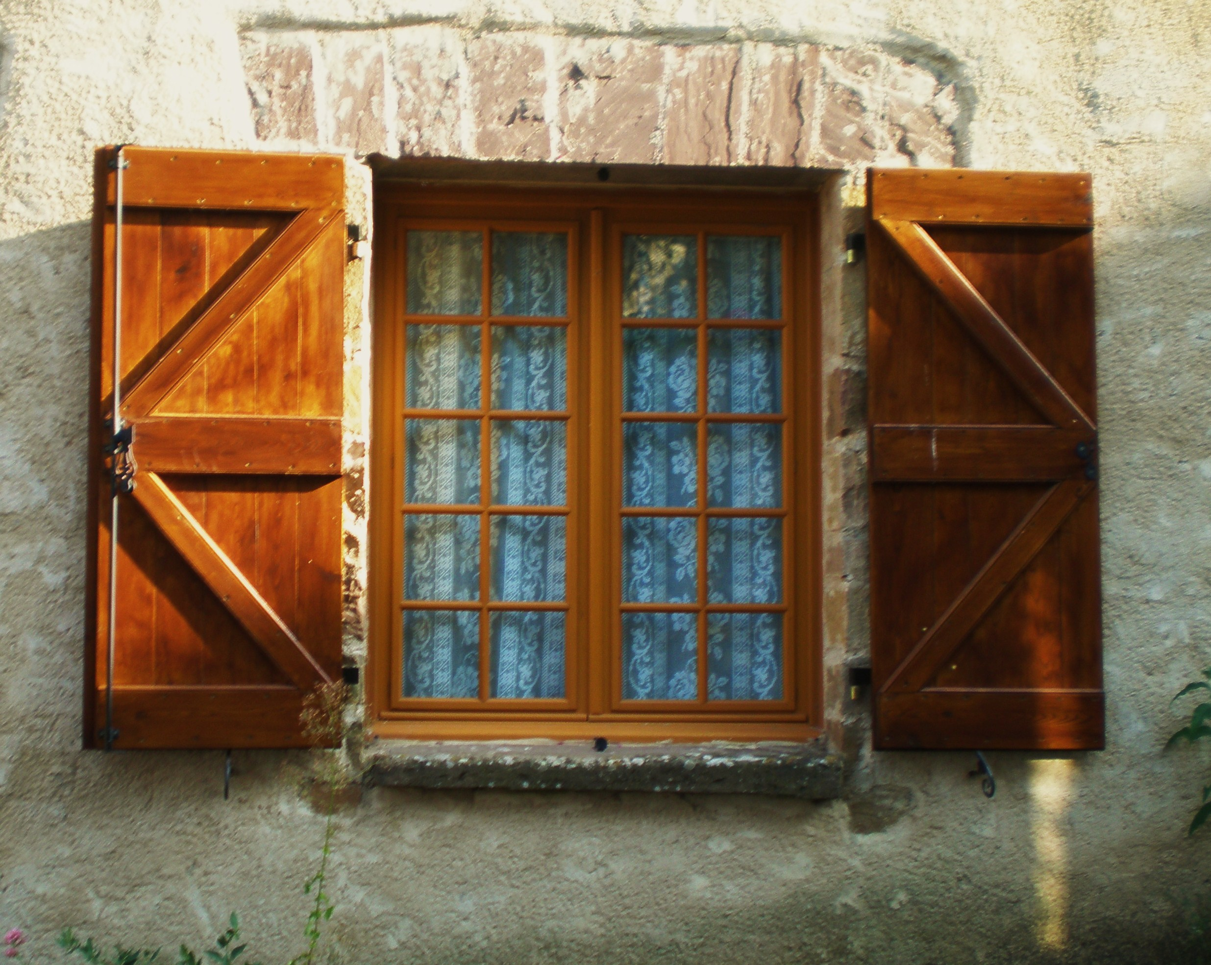 French cottage exterior - Published August 30 2009 In Charming French Shutters Full Size Is