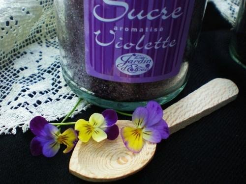 violet sugar FAV
