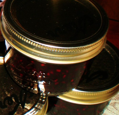 blackberry jam FAV