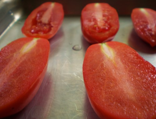 Tomato Halves for drying FAV 1
