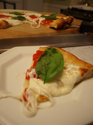 Pizza on a plate 2 FAV